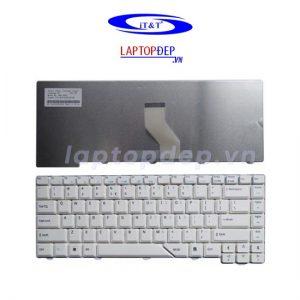 Bàn phím Acer 4710 4710G 4720 4720G trắng