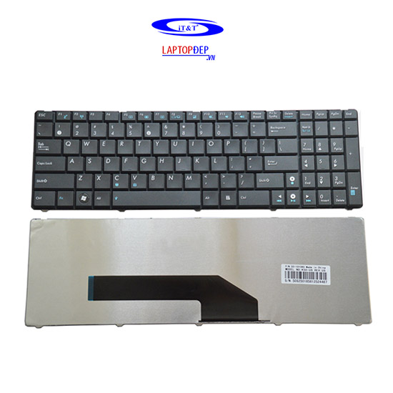 Bàn phím laptop Asus K50 P50