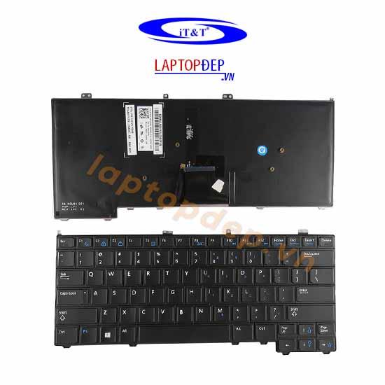 Bàn phím Laptop Dell E7440