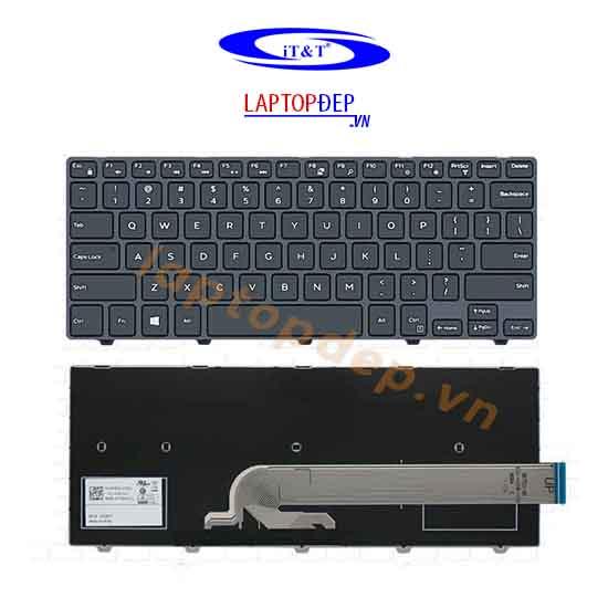 Bàn phím laptop Dell Inspiron 14 3442