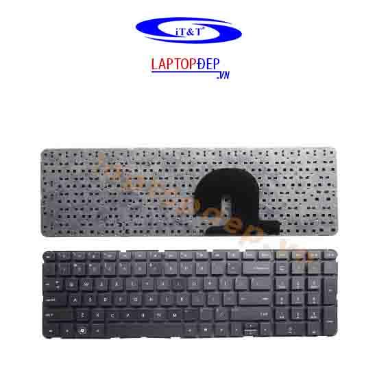 Bàn phím laptop HP DV7