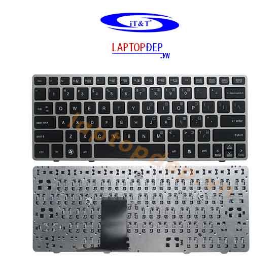Bàn phím laptop HP Elitebook 2560 2570