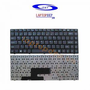 Bàn phím laptop MSI CR400