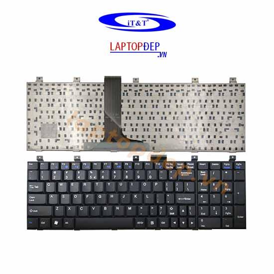 Bàn phím laptop MSI CR600