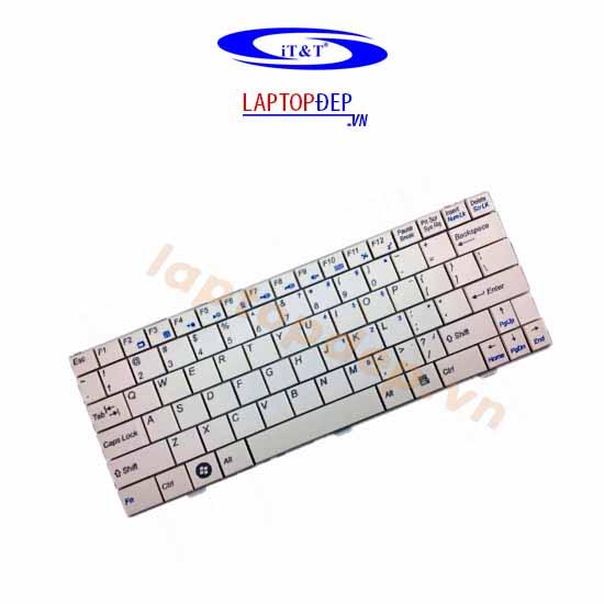 Bàn phím laptop MSI U160