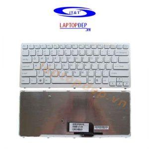 Bàn phím laptop Sony VPCCW15FG PCG-61111W