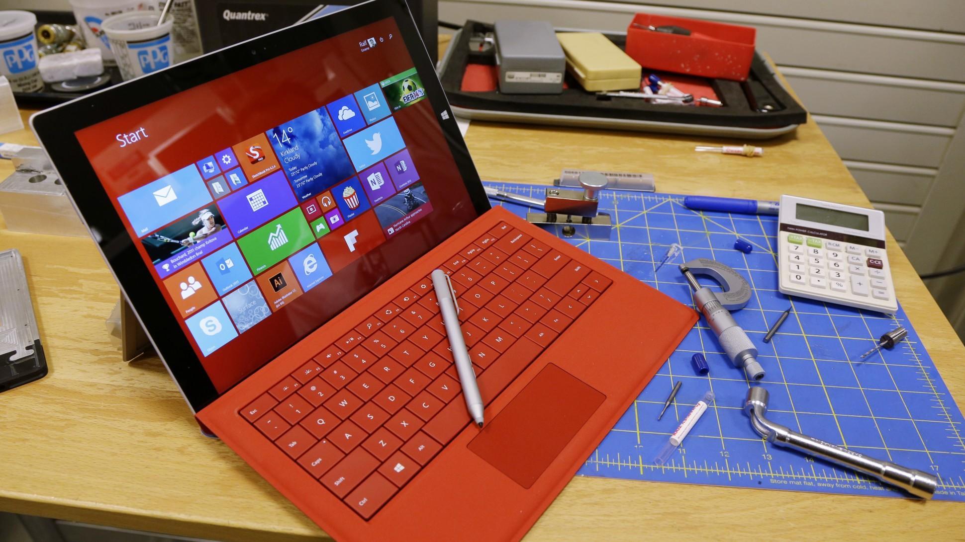 Surface Pro 3 giá bao nhiêu? Mua cũ hay mới?