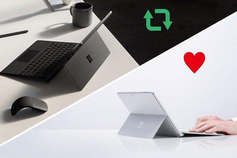 Nên chọn mua Surface Pro 5 hay Surface Pro 6