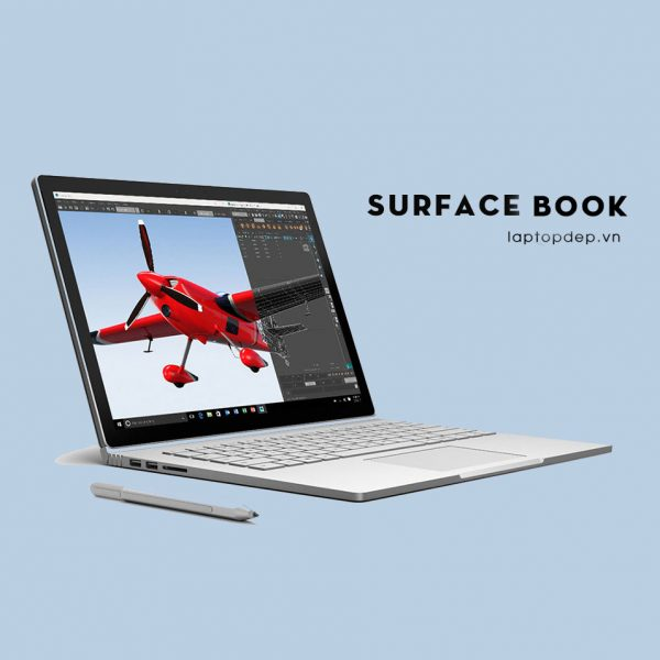 Surface Book 1 Core i7 RAM 16GB SSD 1TB New