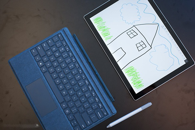 Microsoft Surface Pro 4 cũ Core i7 / 16GB RAM SSD 512GB-02
