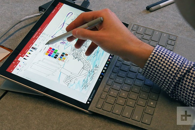 Microsoft Surface Pro 4 cũ Core i7 / 16GB RAM SSD 512GB-04