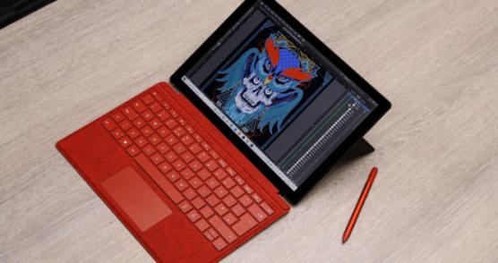 Hướng Dẫn Sử Dụng Surface Pro 6
