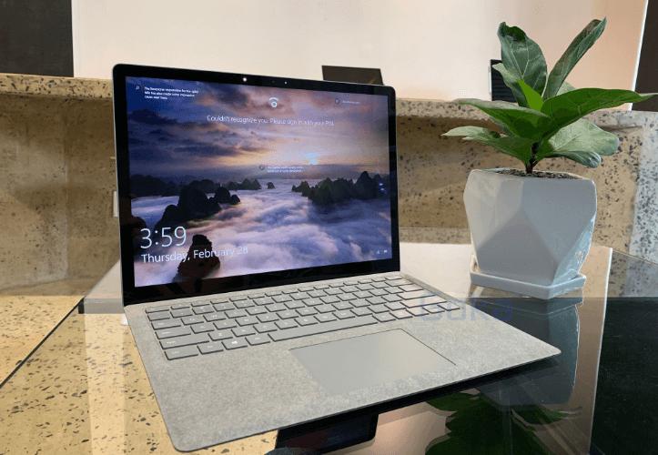 Có nên mua máy tính Surface 02