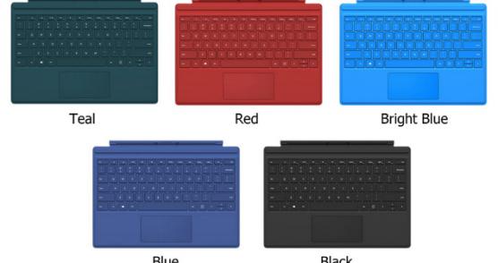 Bàn phím Surface Pro 7