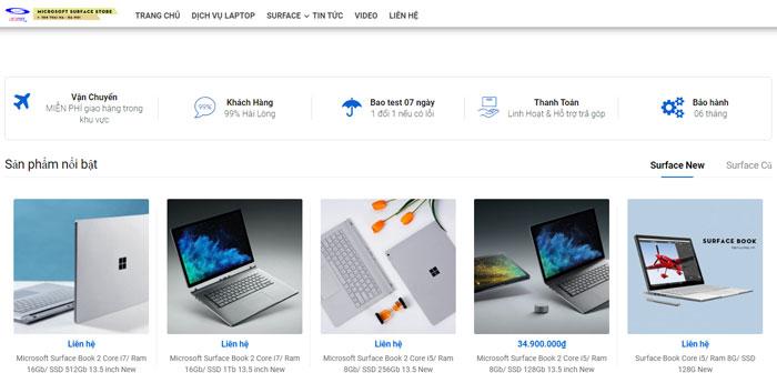 Hướng dẫn mua hàng Laptopdep (1)