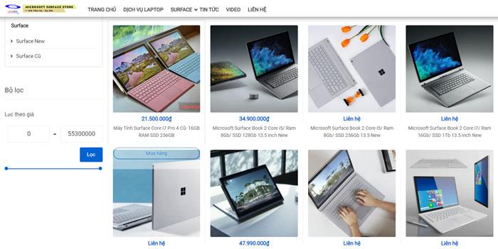 Hướng dẫn mua hàng Laptopdep (2)