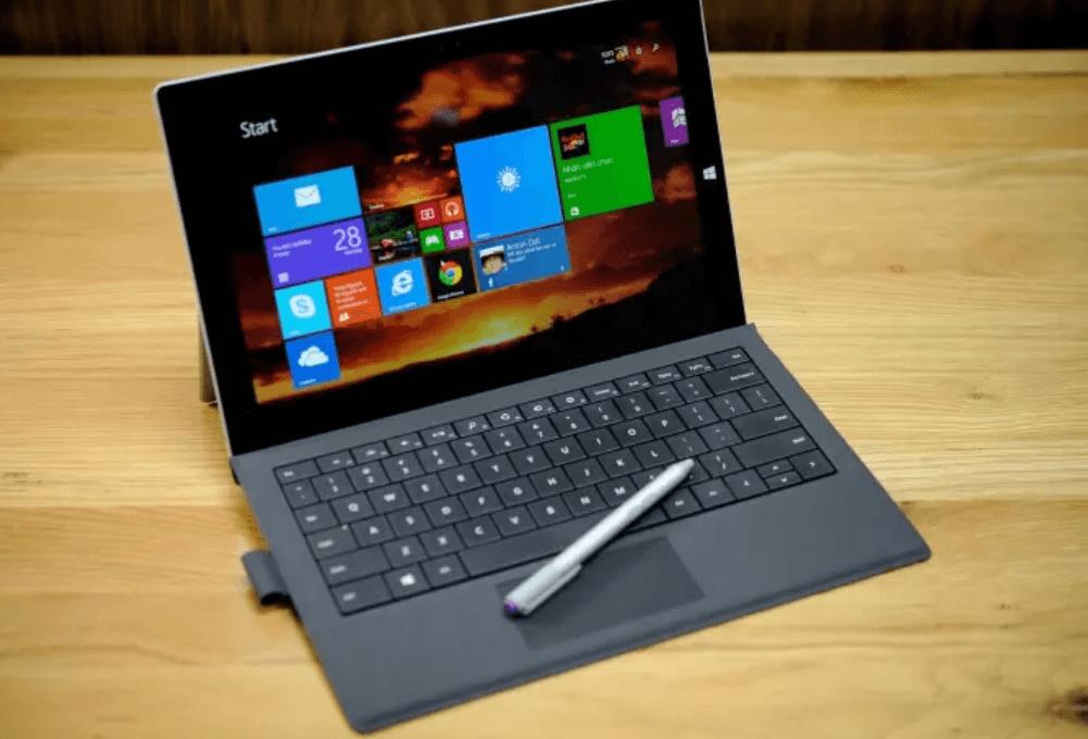 Surface Pro 5 core i5 /RAM 4GB/SSD 128GB