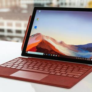 Surface Pro 7 Core i7 RAM 16GB SSD 512 GB